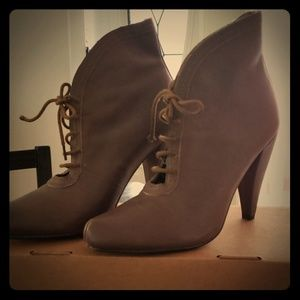 Booties by Seychelles - size 7